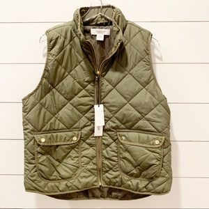 WORKSHOP REPUBLICAN CLOTHING  Quilted Vest